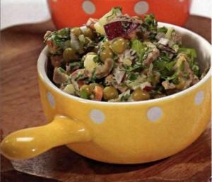 Рецепт салата со свиным языком с пошаговым