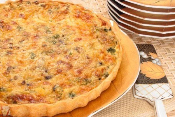 Пироги рецепты по домашнему с курицей
