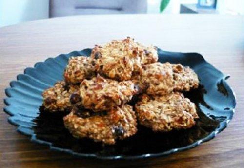 диетическое овсяное печенье из овсяных хлопьев рецепт с фото